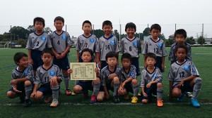 U9第三位:双葉台サッカースポーツ少年団