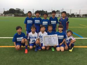 見川サッカースポーツ少年団