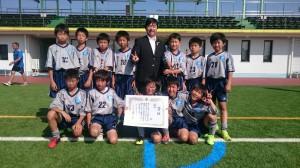 双葉台サッカースポーツ少年団